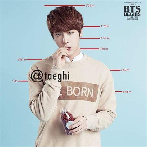 BTS Heights Compare to your height xD LOL | ARMY s Amino