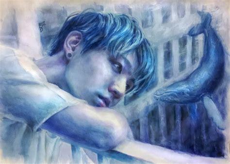 BTS - Jeon Jung Kook (2) by onanario on DeviantArt