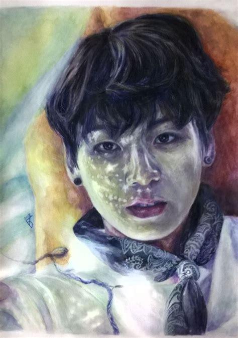 BTS - Jeon Jung Kook (3) by onanario on DeviantArt