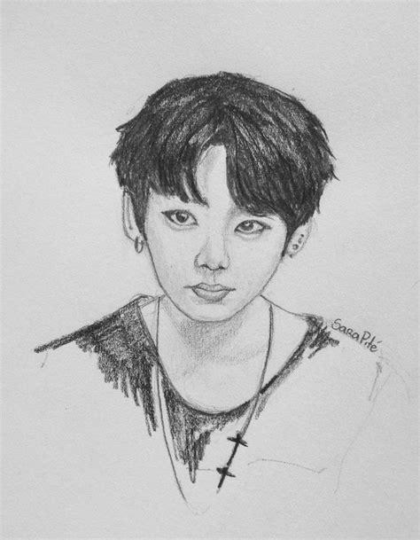 Bts Jeon Jung Kook Jungkook By Sarapite On Deviantart ...