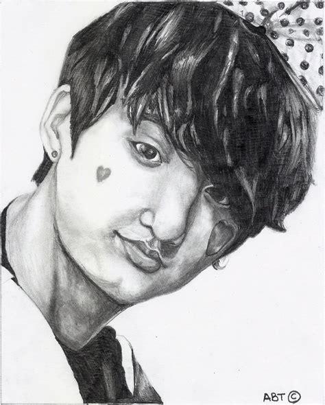 BTS - Jungkook by ArtBeatTwins on DeviantArt