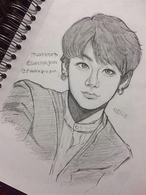 BTS Jungkook Fanart! | Art Amino