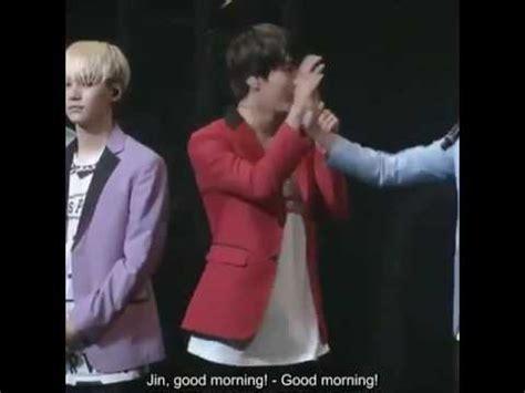 BTS jungkook teasing jimin height.   YouTube