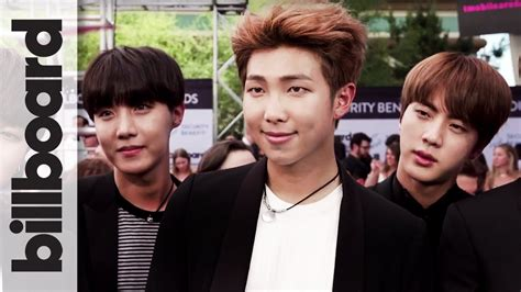 BTS K Pop Band on Their Incredible Fan Support & First ...