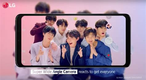 BTS SG???????? on Twitter:  LG G7 ThinQ: Main TVC with BTS  Long ...