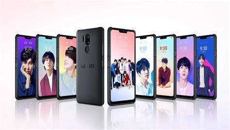 BTS Value Pack llega al LG G7 ThinQ