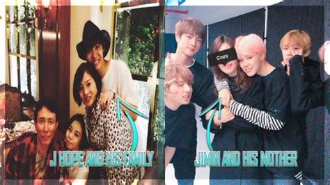 BTS WITH THEIR FAMILY MEMBERS 2017 - HAPPY BIRTHDAY ...