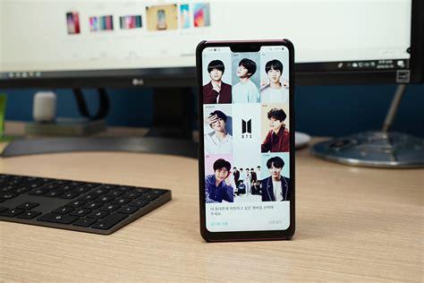BTS폰 만들어주는 LG G7 ThinQ BTS 케이스