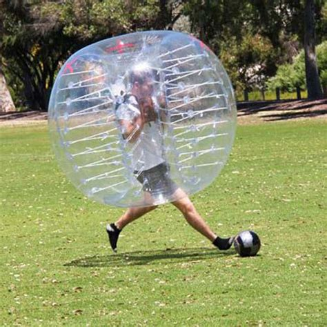 Bubble Football   Football Has Evolved Into It!