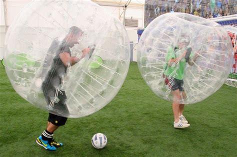 Bubble football Madrid : réservez facilement votre activité
