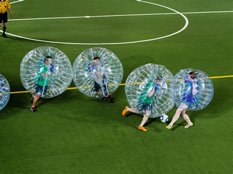 Bubble Football Order STANDARD  12 balls | Bubble Football ...