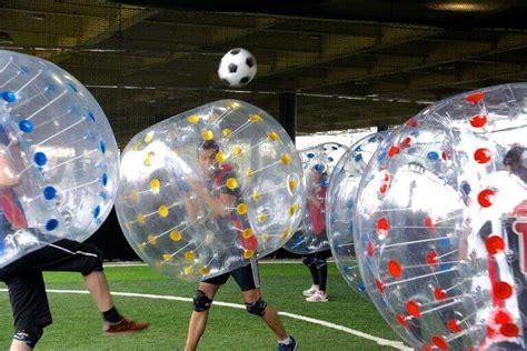 Bubble Fussball Madrid   Top Aktivität für JGA s und ...