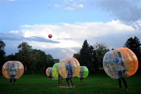 Bubble Futbol Deporte
