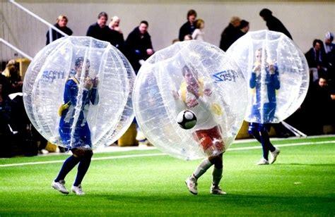 Bubble Futbol, la nueva movida - La Caja Multiuso