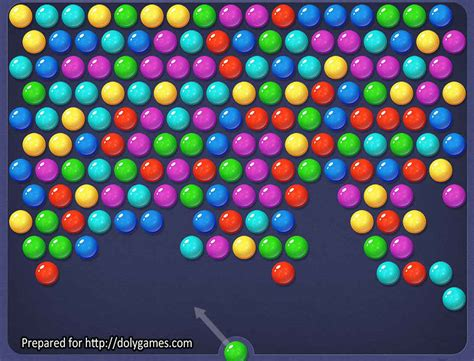 Bubble Shooter HD - PLAY FREE - DolyGames