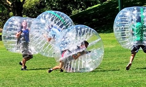 Bubble Soccer   Bubble Soccer Orange County | Groupon