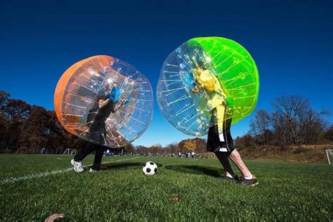 Bubble Soccer Dallas | news