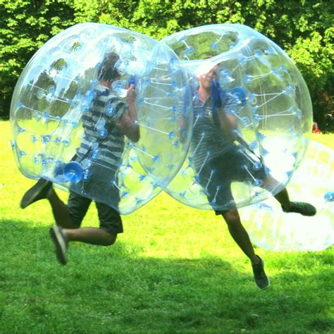 Bubble Soccer   Epic Experiences