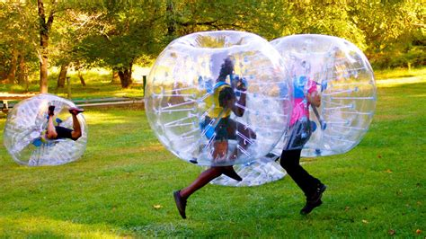 Bubble Soccer Highlight Video   YouTube