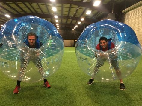 Bubble Soccer – Snohomish Sports Institute