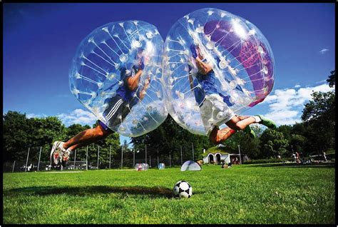 Bubble Soccer spielen   Future Games World   Manching ...