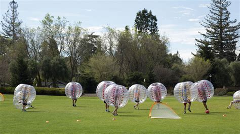 Bubble Soccer | This might be the work of the devil ...