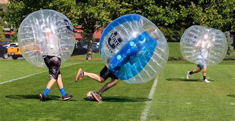 Bubble Soccer Tournament   The Utah Statesman