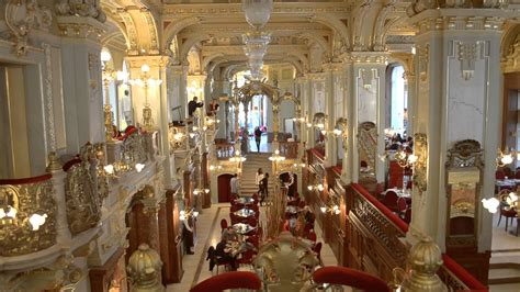 Budapest New York caffe - The Most Beautiful Caffe In The ...