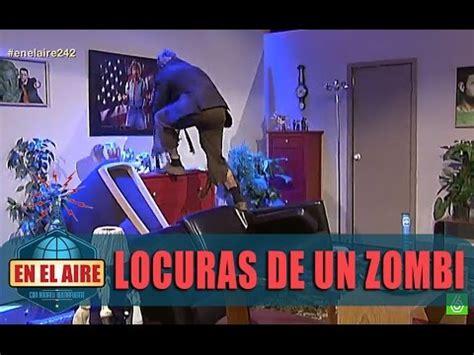 Buenafuente, a Pepe el Zombi: