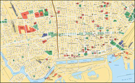Buenos Aires Map Tourist Attractions - ToursMaps.com