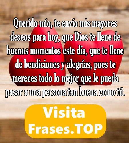 Buenos Dias Amor Mio Frases | www.pixshark.com - Images ...