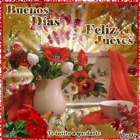 Buenos Días Feliz Jueves - PicMix