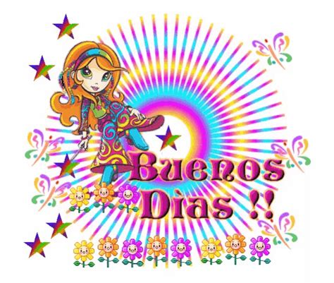 Buenos Dias GIF - Buenos Dias - Discover & Share GIFs