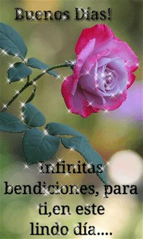 Buenos dias infinitas bendiciones para ti | Frases | Pinterest