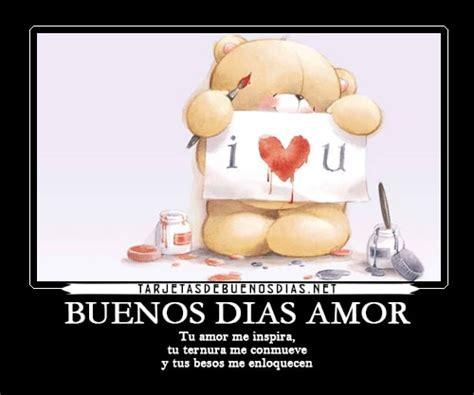 Buenos Días Mi Amor Imágenes Preciosas Con Dedicatoria