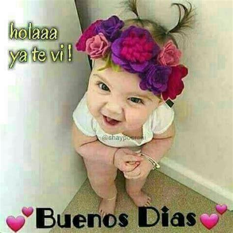 Buenos días | SALUDOS | Pinterest | Good morning, Good day ...