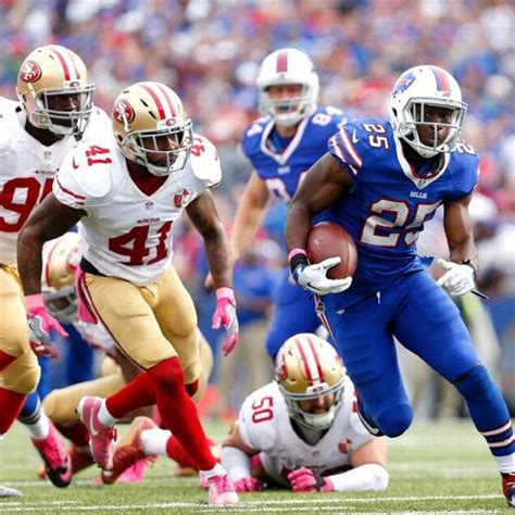 Buffalo Bills running back LeSean McCoy out Sunday - ESPN