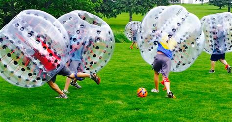 Buffalo Bubble Soccer