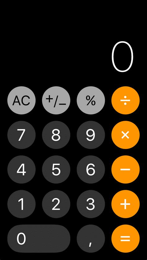 Bug Prevents iOS 11 Calculator App From Doing This Simple ...