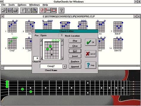 Build & identify your own chords!