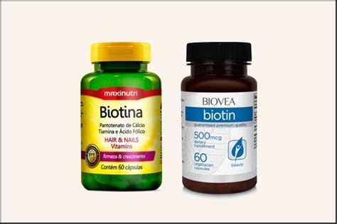 Bula da Biotina em Cápsulas - Tua Saúde