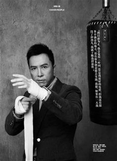 Bulking up for xXx: The Return of Xander Cage | Donnie Yen ...