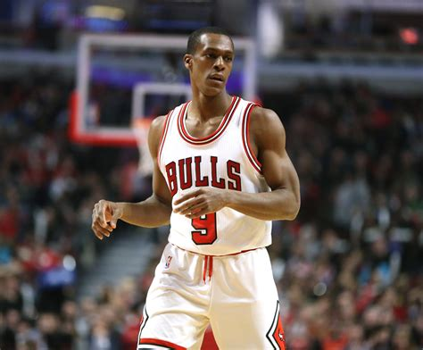 Bulls are shopping Rajon Rondo in advance of decision day ...