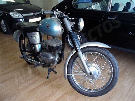 Bultaco Mercurio 125 moto clásica en Madrid   Autos Selectos