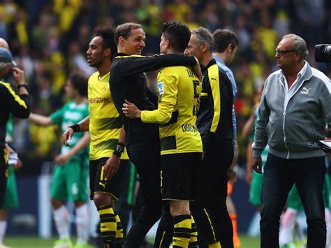 Bundesliga » Noticias » El Dortmund cierra la liga en ...