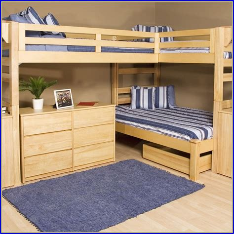 Bunk Beds With Desk Underneath Ikea - Bedroom : Home ...