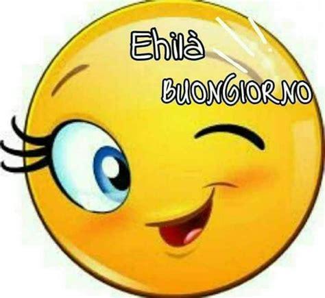 Buongiorno | Emoticon | Pinterest | Buenas noches ...