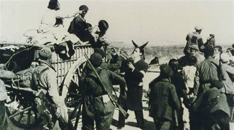 Burgos primero de abril de 1939 – La guerra ha terminado