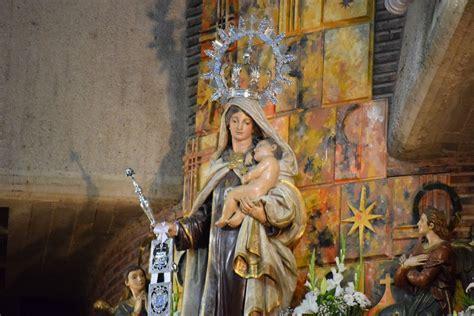 Burgos rinde homenaje a la Virgen del Carmen ...
