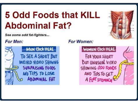 Burn belly fat exercises for men